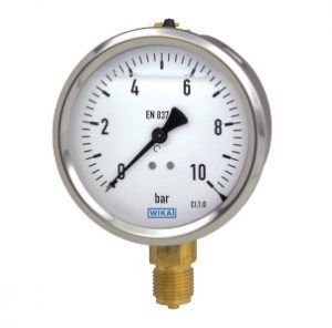 Đồng hồ áp suất dầu WIKA 213.53.063