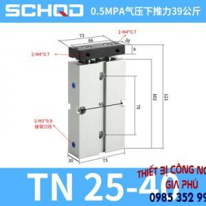 xilanh TN25X40S
