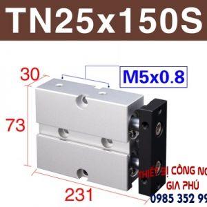 xilanh TN25x150S