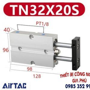 xilanh TN32x20S
