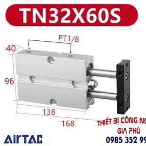 xilanh TN32x60S