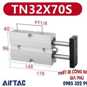 xilanh TN32X70S