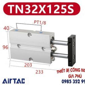 xilanh TN32x125S
