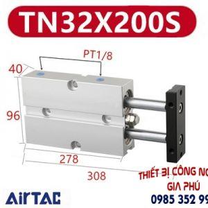 xilanh TN32x200S