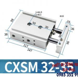 Xilanh CXSM32-35