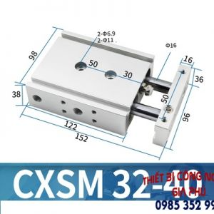 Xilanh CXSM32-40