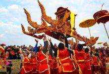 """Bài tham luận """"Phát triển du lịch dựa trên bảo tồn văn hóa dân tộc Thái"""" của Hoàng Đức Chung, P. NVDL sở VHTTDL Nghệ an"""