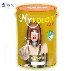 Sơn nội thất dễ lau chùi Mykolor Touch CleanKot