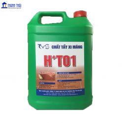 CHẤT TẨY XI MĂNG H+T01