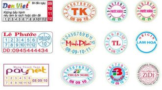 4 điều cần lưu ý khi in tem Decal sản phẩm cho công ty