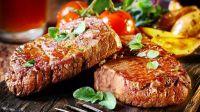 Thịt Bò Canada Rán Bít Tết - tdfood.vn