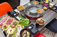 Lẩu Nướng Mùa Thu Với Thịt Bò Canada - tdfood.vn