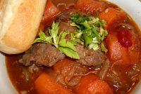 Thịt Bò Canada Kho Cà Rốt (Bò Sốt Vang) - tdfood.vn