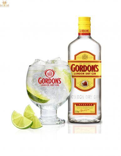 Rượu Gordons 0,7L