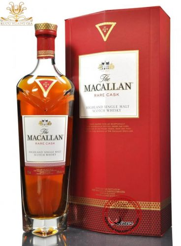 Macallan Rare Cask đỏ UK