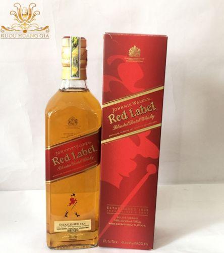 Johnnie đỏ chính hãng