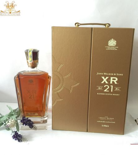 John XR 21