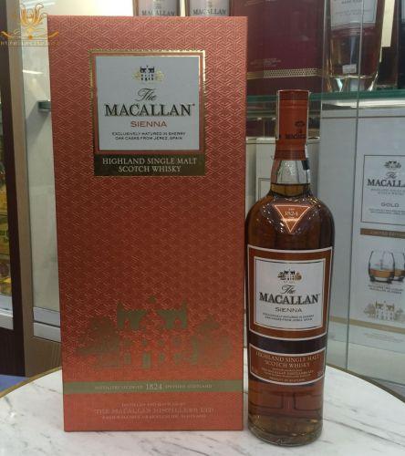 Rượu Macallan Seina