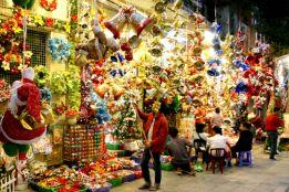 Thăm dò cách Sắm đồ Giáng sinh của người Việt Nam