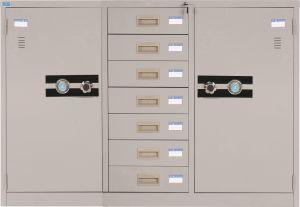 TU118-7D tủ ghép, tủ chồng nội thất Hòa Phát