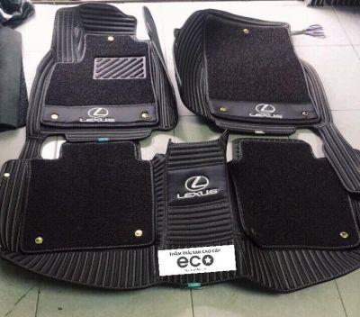 Thảm lót sàn Eco Carbon ES 200 màu đen 2 lớp
