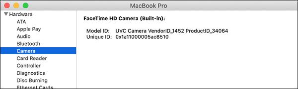 Hình 4 của Cách khắc phục lỗi camera trên Mac không hoạt động