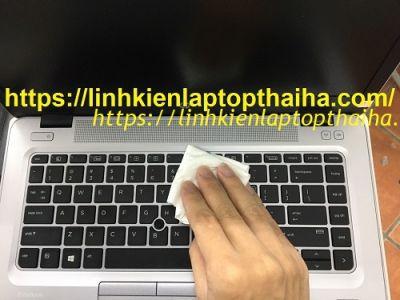 Hướng dẫn 6 bước tự vệ sinh bàn phím laptop HP tại nhà dễ dàng thực hiện