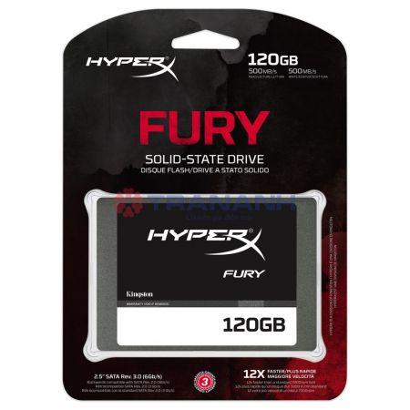 Ổ Cứng HYPERX FURY SATA III 120GB