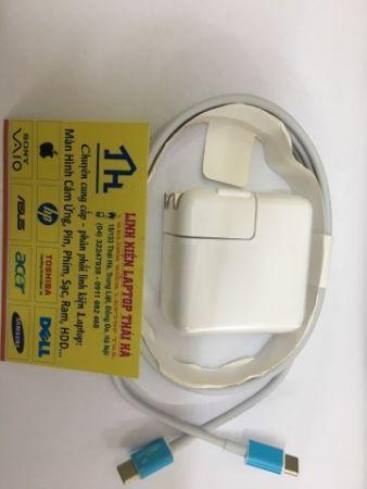 Sạc Macbook Retina A1534 29W USB C