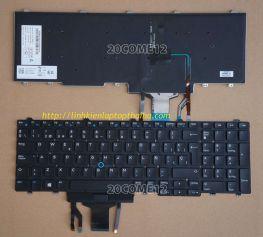 Bàn Phím Laptop Dell Precision 3540 M3540