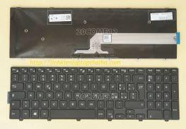 Bàn Phím Laptop Dell 3568