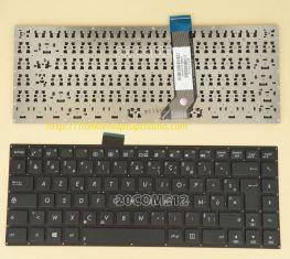 Thay bàn phím laptop Asus S400 S400C S400CA