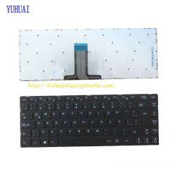 Thay bàn phím laptop Lenovo Ideapad Y40,Y40-70AT, Y40-80-IFI Y40-80