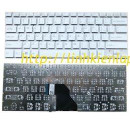 Thay Bàn phím laptop Sony SVF143A1YW SVF14327SGB SVF14327SGW SVF14327SGP