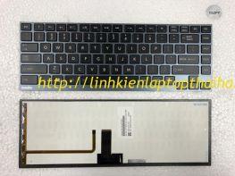 Thay bàn phím laptop Toshiba Portege Z930 Z935 Z830 Z835 U800 U900