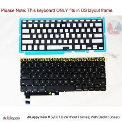 Thay bàn phím MacBook Pro MD318B/A MD322B/A