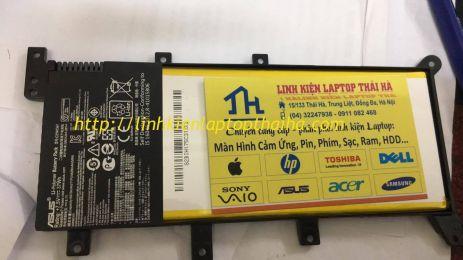 Thay pin laptop Asus X454LA X455 X455LA X455LD X455LN R455LD X454W ZIN