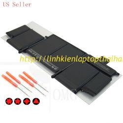 """Thay pin  Macbook Pro 15"""" Retina A1398 2012 2013 A1417"""