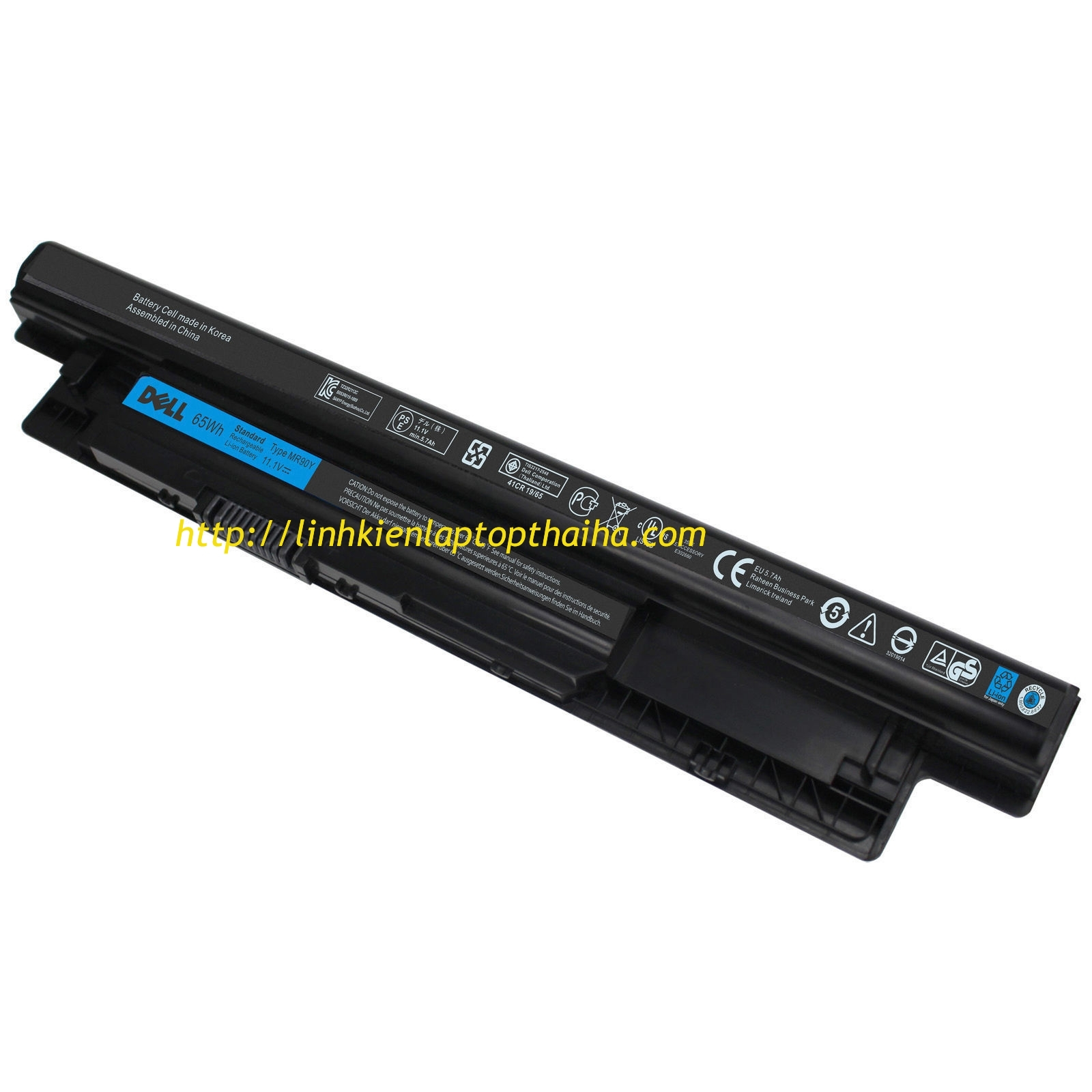 Thay Pin laptop Dell Inspiron 5437 14R-5437