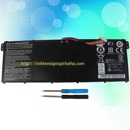 Thay pin laptop Acer Aspire V3-371 V3-372  ZIN