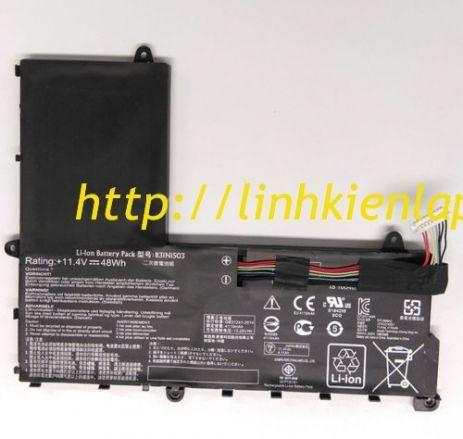 Pin laptop ASUS E202 E202SA ZIN