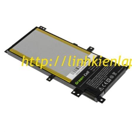 Thay pin laprop Asus A556, A556U, A556UA, A556UB, A556UF, A556UV, A556UR, A556UJ ZIN