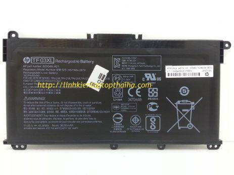 Pin Laptop HP Pavilion 14-BF 14-BF019TU ZIN
