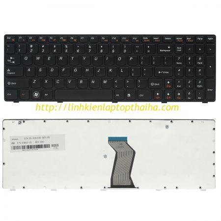 Bàn phím laptop Lenovo G580, G580A, G585, G585A