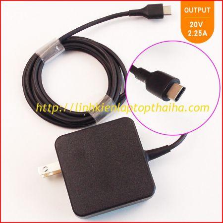 Sạc Laptop Lenovo IdeaPad720s, 720S-13 720S-13IKB 720S-13ISK 720S-13ARR