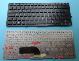 Bàn phím Laptop Sony Vaio PCG-41218M