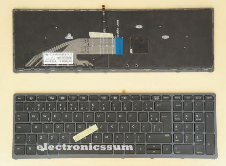 Bàn phím Laptop HP ZBook 15 G3