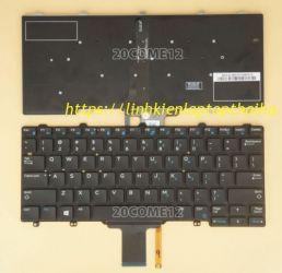 Bàn phím laptop Dell Latitude 7390