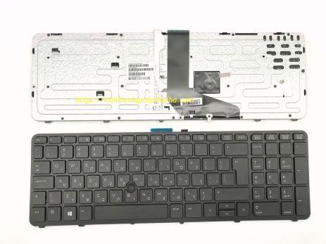 Bàn Phím Laptop HP ZBook 17 17G1 17 G1