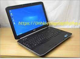 "Dell Latitude E5520 i5 2520M | RAM 4 GB | HDD 250G | 15.6"" HD 